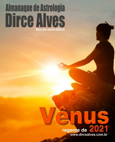 Almanaque de Astrologia 2021 - Dirce Alves - Vênus
