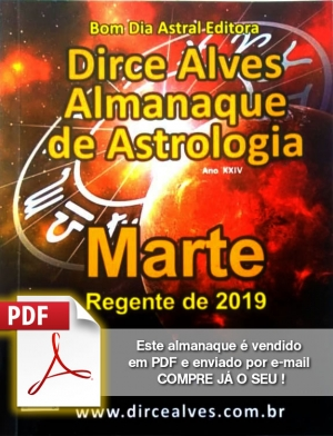 Almanaque de Astrologia Dirce Alves 2019 em PDF