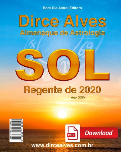 Almanaque de Astrologia Dirce Alves 2020 em PDF