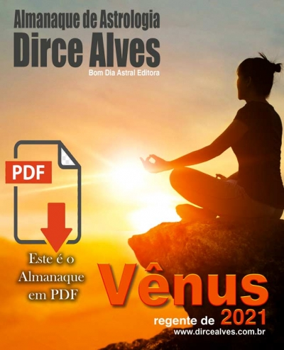 Almanaque de Astrologia Dirce Alves 2021 em PDF