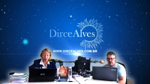 Programa Bom dia Astral do dia 26/02/2019 - com Dirce Alves e Frank Alves