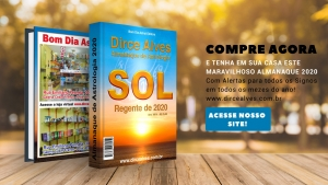 Videos do Almanaque de Astrologia 2020 - Dirce Alves - SOL