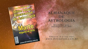 Almanaque de Astrologia 2019 - Dirce Alves - Marte - Vídeo