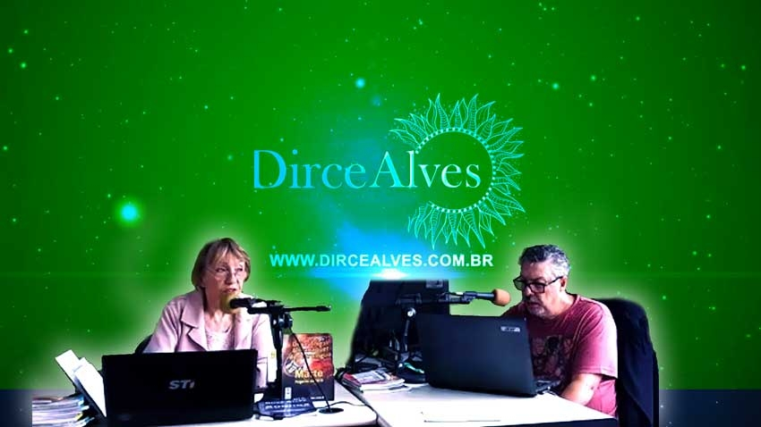 Programa Bom dia Astral do dia 25/03/2019 - com Dirce Alves e Frank Alves